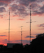 Antennas at VE3EJ